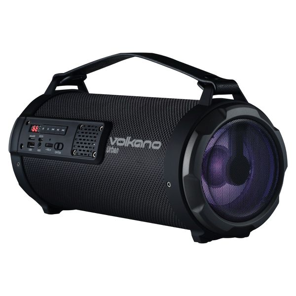 Volkano Urban Series Bluetooth Speaker - Black