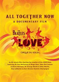 The Beatles and Cirque Soleil: All Together Now - (Import DVD)