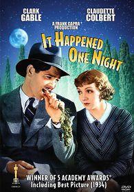 It Happened One Night - (Region 1 Import DVD)