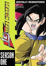 Dragon Ball Gt the Movie:Season 1 - (Region 1 Import DVD)