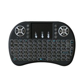 435d7ff0d36 RII i8+ Plus Mini Wireless Backlit Keyboard | Buy Online in South ...