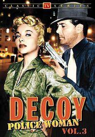 Decoy:Police Woman Vol 3 - (Region 1 Import DVD)