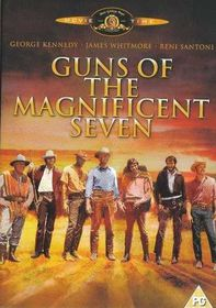 Guns of the Magnificent Seven (1969)(DVD)