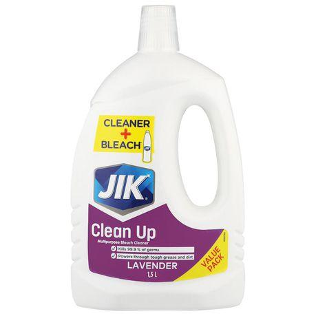 . Jik   Clean Up Multi Purpose Cleaner Lavender   1 5 Litre