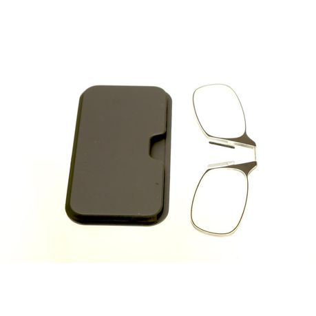24a02632accd ThinOptics Reading Glasses - Black (2.5 Strength)