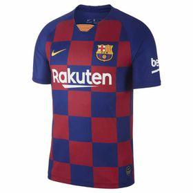 f1afd93b Nike Men's Dri-FIT Breathe FC Barcelona Stadium S/S Home Top
