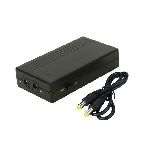 UPS 12V (2400mAh) Battery Power Bank for WiFi/Fibre/LTE
