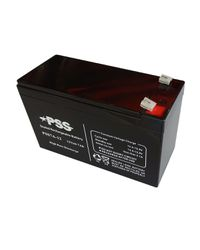 PSS - Sealed Lead Acid Battery 7 Ah 12 Volt