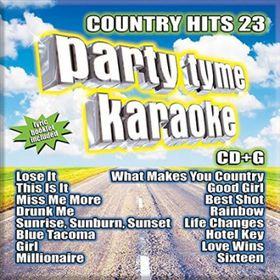 Various - Country Hits 23 (CD)