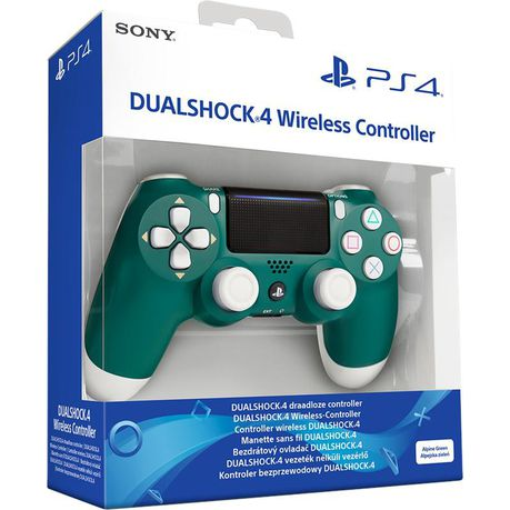 Playstation 4 Dualshock 4 Controller - Alpine Green (PS4)