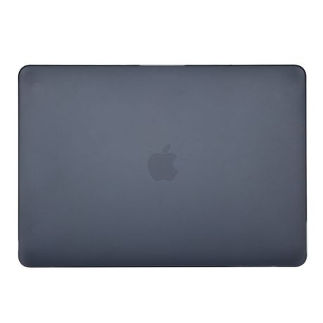 new concept c2e78 a78d4 Gray Soft Touch Hard Cover Shell For Apple Mac MacBook PRO 13