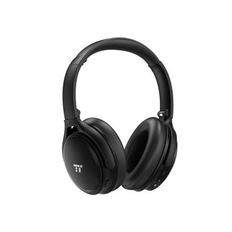 3d5360b0f75 TAOTRONICS Active Noise Cancelling Wireless Bluetooth Headphones - Black |  Buy Online in South Africa | takealot.com