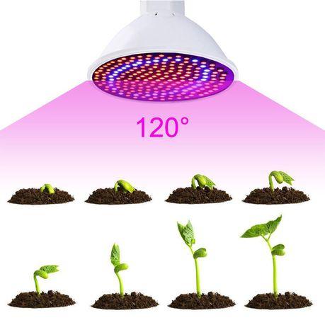 200 LED Plant Grow Light Bulb E27 Lamp For Indoor Plants