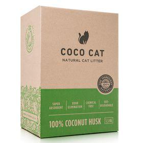 Coco Cat - Natural Cat Litter
