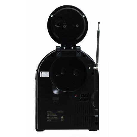 ECCO FM/AM/SW 3-band DSP Radio EC-1331 | Buy Online in South Africa