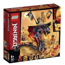Knife Staff NEW Lego Ninjago Samurai X Red SPEAR OF FIRE Ninja Minifig Weapon