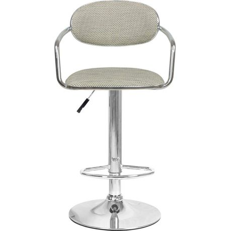 Rattan Bar Stool With Handles Beige Online In South