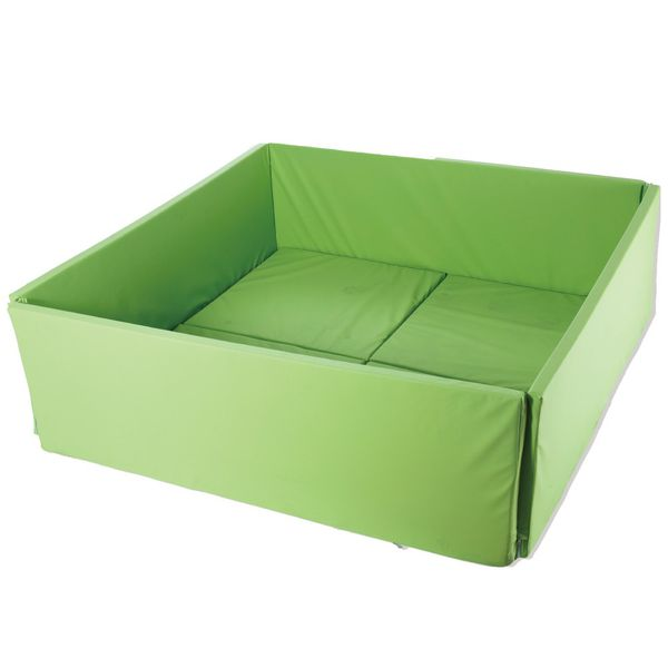 Greenbean Playmat With Sides