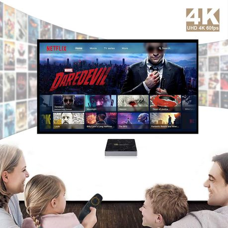 Beelink GT1-A Android 7 1 4K TV Media Box with DSTVNow & 4K