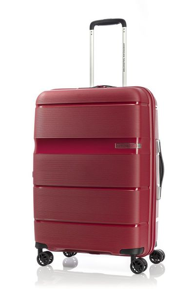 American Tourister Linex Spinner 66Cm- Red