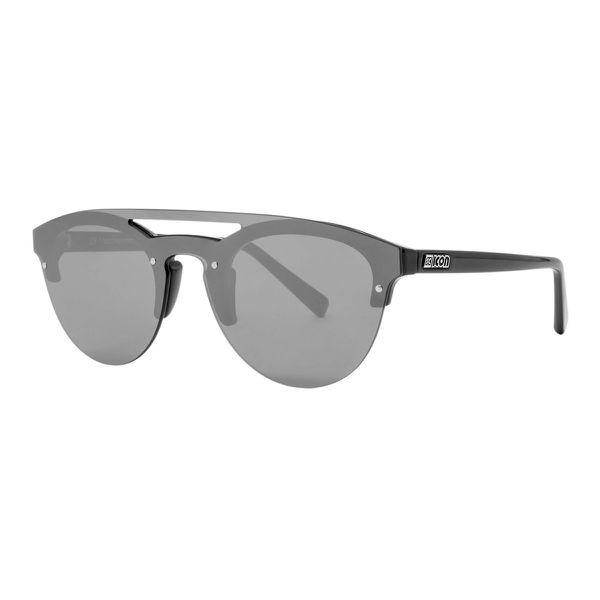 Scicon COVER Silver Multimirror Lense Black Gloss Sunglasses