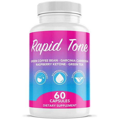 Keto Rapid Tone Weight Loss Pills