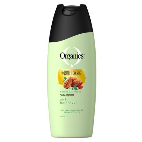 Organics Anti Hairfall Hair Shampoo 400ml Buy Online In South Africa Takealot Com