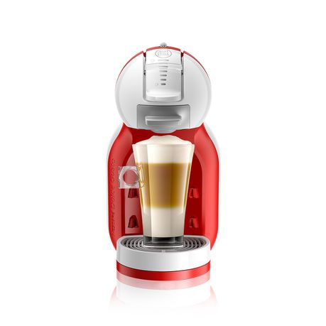 NESCAFÉ Dolce Gusto Mini Me Automatic Coffee Machine Black - Red