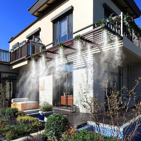 10M DIY Outdoor Misting System | Buy