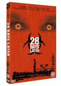 28 Days Later (2003)(DVD)