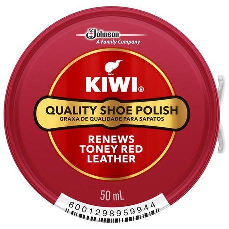 Kiwi Shoe Polish Toney Red - Shrink of