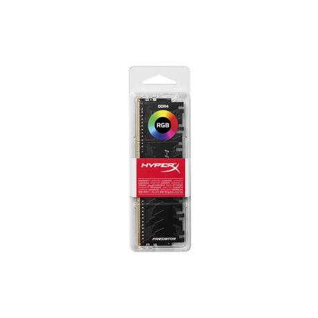 HyperX Predator RGB 16Gb DDR4-3200 CL16 Black | Buy Online