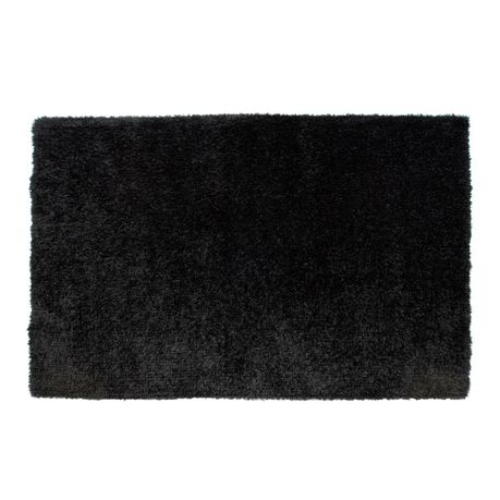 Stepevi Touch Me Short Black Rug | Buy