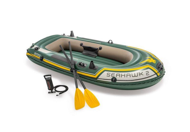 Intex Boat Seahawk 2 Set 236 x 114 x 41cm