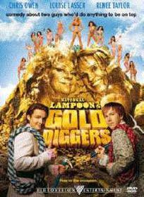 National Lampoon's Golddiggers (2003) - (DVD)