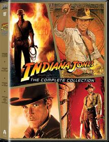 Indiana Jones - Quadrilogy Boxset - (DVD)