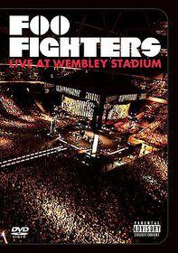 Foo Fighters:Live at Wembley Stadium - (Region 1 Import DVD)
