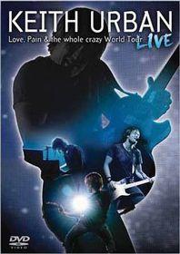 Love, Pain & the Whole Crazy World Tour (Live ) - (Australian Import DVD)