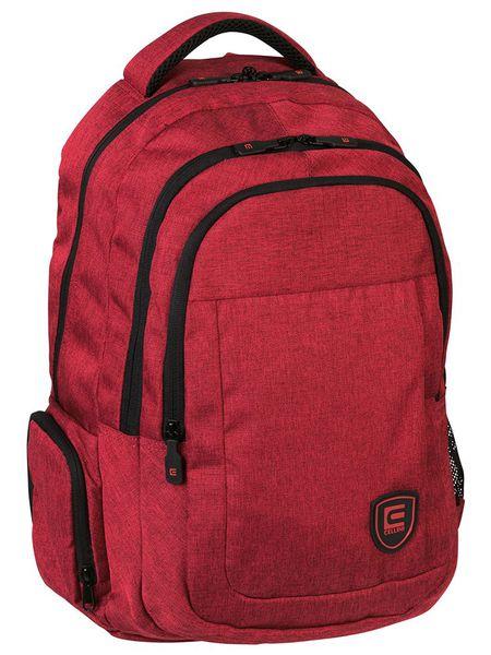 Cellini King Multi-Pocket College Backpack