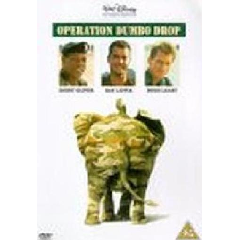 Operation Dumbo Drop - (DVD)