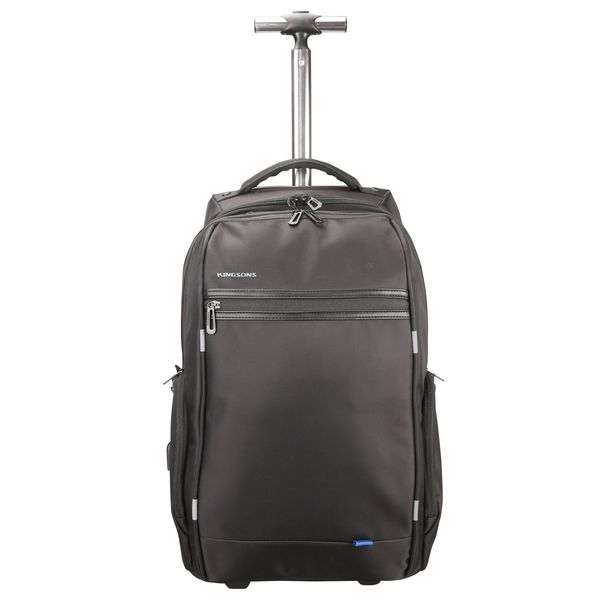 "Kingsons Smart Series 16.1"" Trolley Backpack"