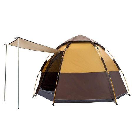 Waterproof Automatic Hydraulic Pop Up Outdoor Camping Tent 3 4 Person Buy Online In South Africa Takealot Com