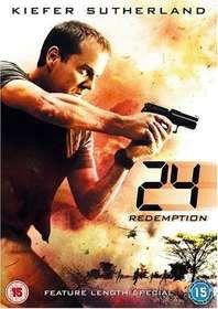 24 Redemption (DVD)