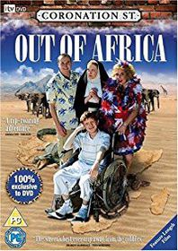 Coronation Street: Out of Africa (DVD)
