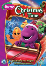 Barney: Barney's Christmas Time - (Import DVD)