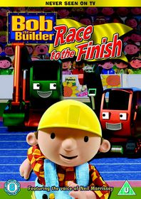 Bob the Builder: Race to the Finish - (Import DVD)