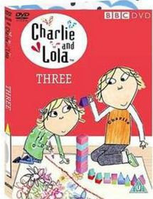 Charlie and Lola: Three (Import DVD)