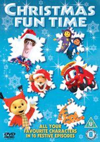 Christmas Fun Time - (Import DVD)