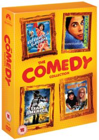 Comedy Collection - Import DVD