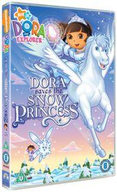 Dora the Explorer: Dora Saves the Snow Princess - (Import DVD)